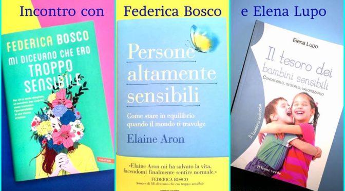 26 gennaio 2019 – Una Pelle Sottile: presentazione con Federica Bosco